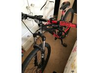 Voodoo bike for sale good condition 27 speed