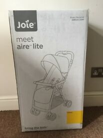 JOIE Aire Lite Pram - new and boxed
