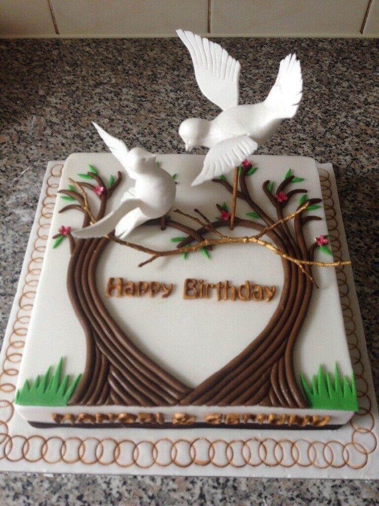 Magnificent Birthday Cakes For Affordable Prices In Willesden Birthday Cards Printable Giouspongecafe Filternl
