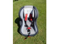 Free IsoFix Child Car Seat (9 months to 4 years). Very good condition. Never been in an accident.