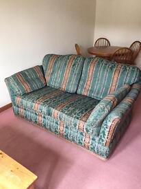 FREE - 2 x 2 Seater Sofas