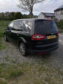 FORD GALAXY TDCI (7 SEATER) GHIA