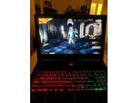 MSI GS60 2QE Gaming Laptop ( i7, gtx 970M, 8gb ram, 128gb ssd,1tb hdd)