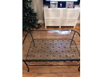 Coffee table large very good condition