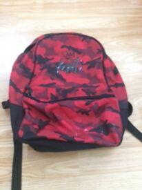 Reversable bagpack