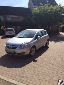 VAUXHALL CORSA 2009, 1.4L, 68,000 Miles, 16V TwinPort, Great condition