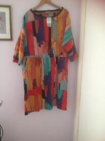 Ladies plus size dress new with tag size 22