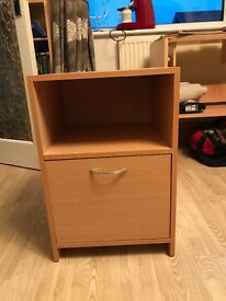 Single Drawer Cabinet