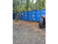 GOOD AS NEW 20FT STORAGE CONTAINER TO RENT £140pcm