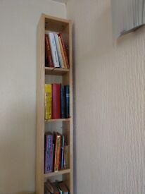 Book rack come CD rack