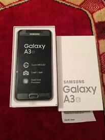 Samsung galaxy A3(2016) unlocked (mint condition)