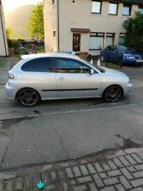 Selling seat ibiza sportrider,not corsa ,golf ,focus,gti,vxr
