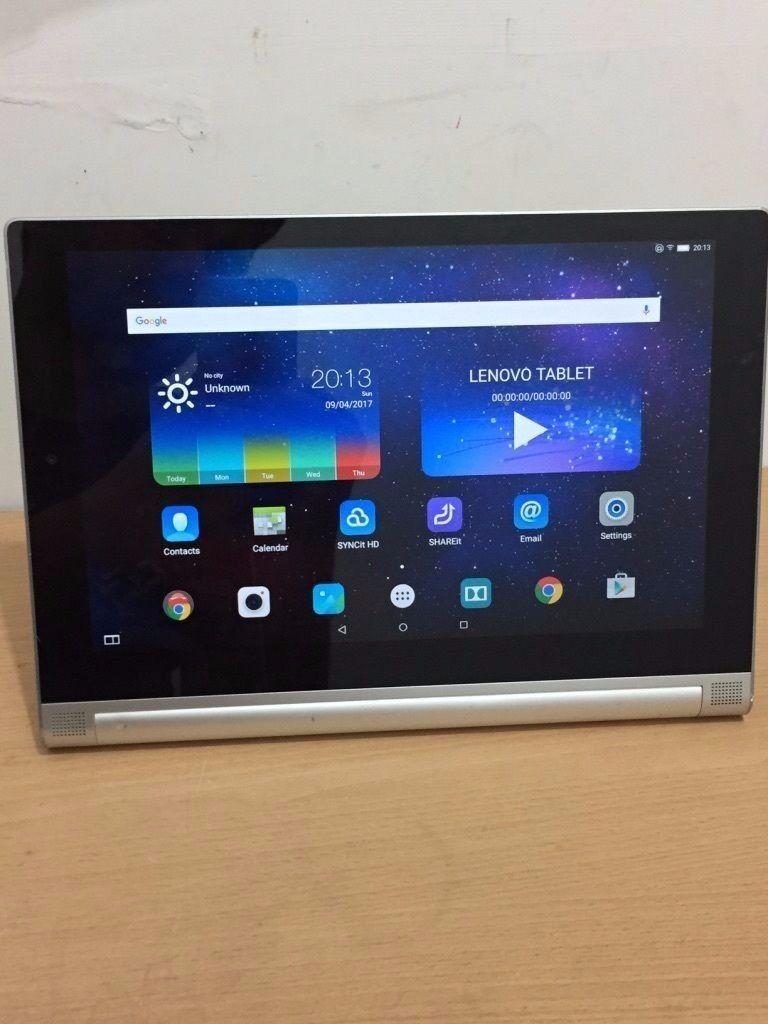Lenovo Yoga Tablet 2 830f Intel Atom Z3745 2gb 16gb Android 8 Tab