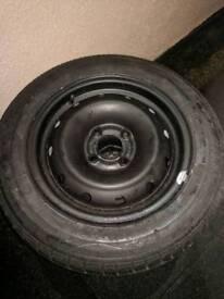 """14"""" snow tyres new"""