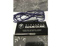 NINTENDO GAME CUBE, GAME BOY ADVANCED CABLE