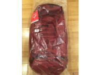Osprey Farpoint 70L M/L Red - Brand new still in packaging