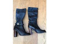 New Ladies knee high boots