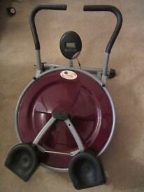Ab Circle Pro Home Fitness Machine with fitness computer included and instructions