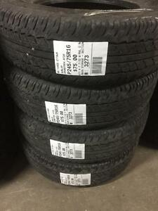 245/75/16 Dunlop GrandTrek AT20 *Allseason Tires*