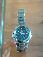 Citizen eco-drive stainless steel watch solar e810-h25691