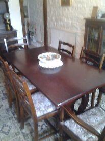 Priory furniture