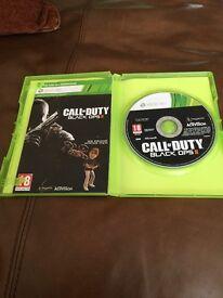 Call Of Duty Black Ops II 2 Xbox 360 Xbox One
