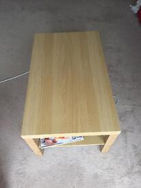 Wooden ikea table