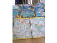 German Road Maps