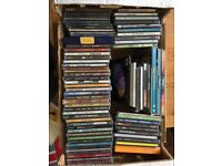 Big collection of CDs job lot
