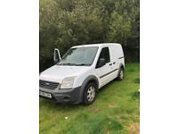 Ford transit connect crew van (new front)