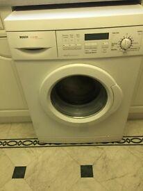 Bosch Loggix washing Machine!