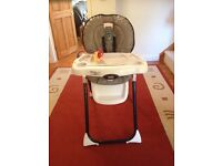 The Fisher-Price Healthy Care High Chair