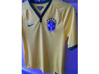 Brasil national team football t-shirt by Nike