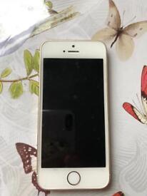 iPhone 5s Gold Unlock