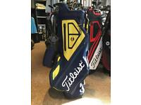 Titleist Players 4 Stand Bag, Used For Two Rounds
