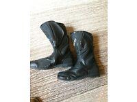 Spada motorcycle boots - EU45 / UK 10.5