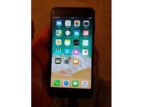 iPhone 7 plus 256gb unlocked black