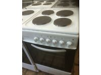 Cook works electric cooker 500mm fully working £99