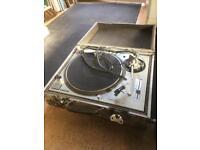 Technics 1210 mk 5 turntables