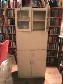 Mid century larder cabinet