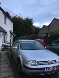 VW Golf 1.6L