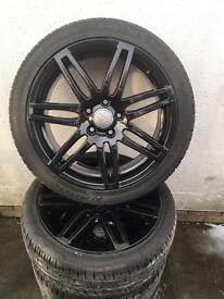 Genuine audi alloys wheels 18inch Brand New