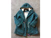 Girls Boden Winter Coat