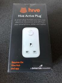 Brand new sealed hive smart plug