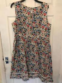 TU Sainsbury's Floral dress size 22