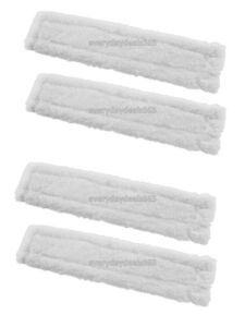 4 x karcher wv2 wv5 window vacuum cloths covers spray for Karcher fenetre