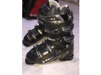 Head size 9.5 ski boots