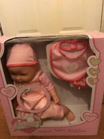 Brand new in box sweet baby giggles