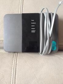 EE wireless broadband router