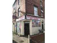 Off Licence for sale in busy resendential and student area